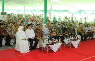 Halalbihalal Dinas Kesehatan bersama Gubernur dan Wakil Gubernur Jawa Timur