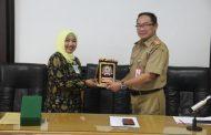 Kunjungan kerja Jajaran Direksi RSUD Kayen beserta anggota DPRD Komisi D Kabupaten Pati