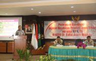 Koordinasi Jajaran Kesehatan Provinsi Jawa Timur bersama KPK Republik Indonesia
