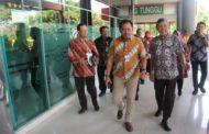 Kunjungan Sekretaris Daerah Provinsi Jawa Timur dalam rangka Arahan untuk Mewujudkan Rumah Sakit yang Bermutu dan Inovatif