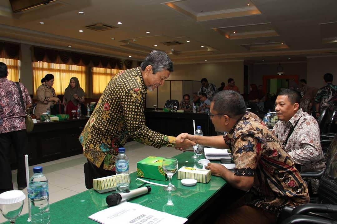 Kunjungan DPRD Provinsi jawa Timur - Komisi E
