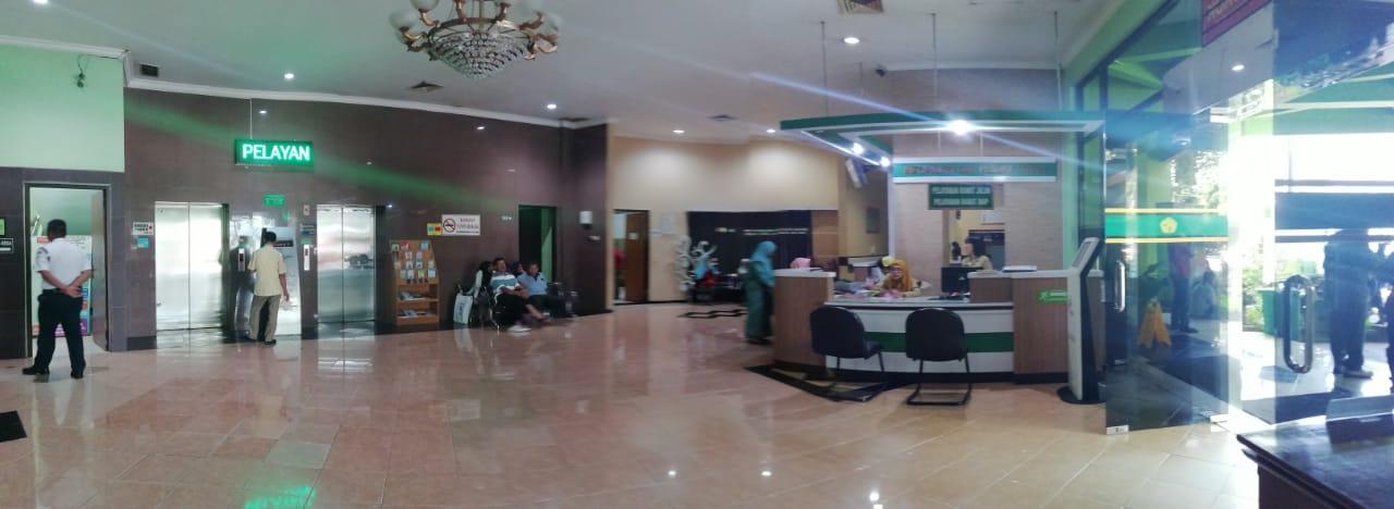 Pelayanan di PAVILYUN RSUD Dr. Saiful Anwar Malang di fungsikan menjadi Pelayanan Terpadu CoVid-19