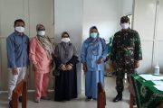 Program percepatan Vaksinasi oleh Vaksinator RSSA,FKUB dan PPNI Malang di Kota Batu
